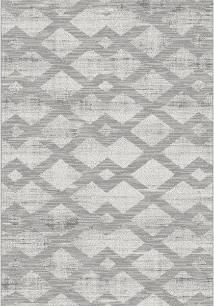 alfombra adra 12054 gris - Alfombra Gris