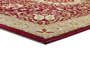 Detalle de Textura Kashan 10006 Rojo
