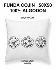 Funda Cojín Athletic Afición