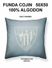 Funda Cojín Athletic Escudo