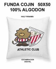 Funda Cojín Athletic Arrotxu Escudo