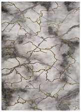ALFOMBRA MÁRMOL ARTIST 23363 GRIS