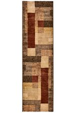 Alfombra Delta 1216 marrón