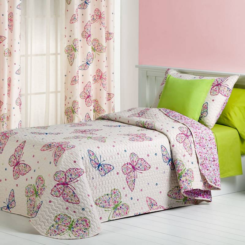 Colcha bout reversible modelo divinity - Cortinas y edredones a juego ...