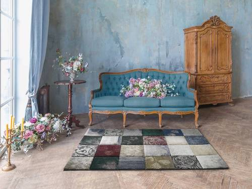 ALFOMBRA PATCHWORK VINTAGE AMY 24275