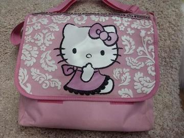 Bandolera HELLO KITTY - 33x30x6