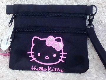 Neceser-monedero H. KITTY - 19x16