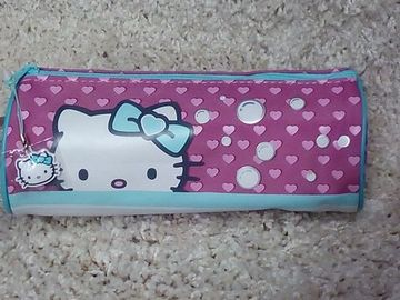 Estuche HELLO KITTY - 20x8