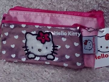 Estuche HELLO KITTY - 22x12