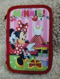 Plumier doble MINNIE - 20x13x5