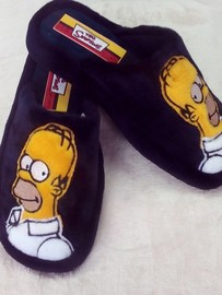 Zapatillas HOMMER SIMPSON