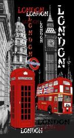 TOALLA DE PLAYA LONDRES  10062