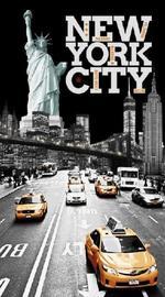 TOALLA DE PLAYA NEW YORK 10068