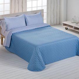 Colcha Boutí Clasic Azul