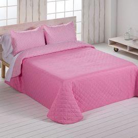Colcha Boutí Clasic rosa