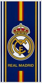 TOALLA DE PLAYA ALGODÓN REAL MADRID 14220