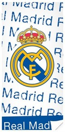 TOALLA DE PLAYA ALGODÓN REAL MADRID 14183