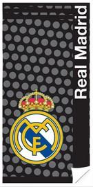 TOALLA DE PLAYA ALGODÓN REAL MADRID 14213