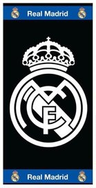 TOALLA DE PLAYA JACQUARD REAL MADRID 00020