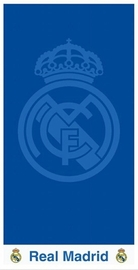 TOALLA DE PLAYA JACQUARD REAL MADRID 14237