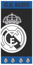 TOALLA DE PLAYA JACQUARD REAL MADRID 14244