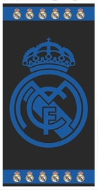 TOALLA DE PLAYA JACQUARD REAL MADRID 14251